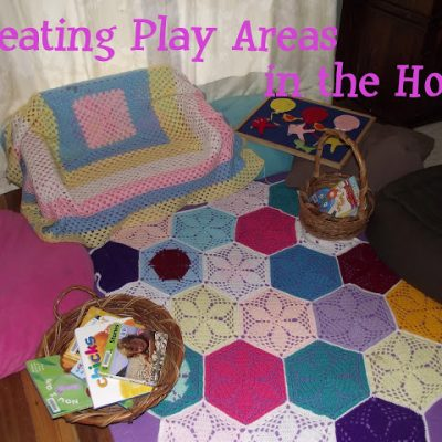 Creating Play Areas in the Home!