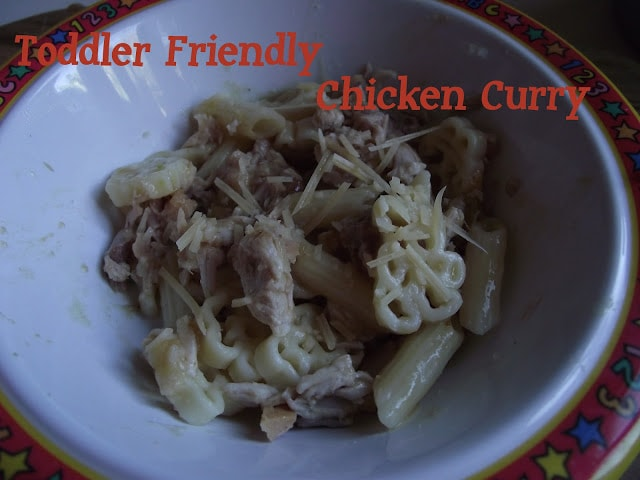 Toddler Food Tuesday….Dinner Time!