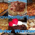 Family Food Friday…..Winter Warmers