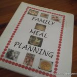 Family Food Friday…Let the Meal Planning begin!!
