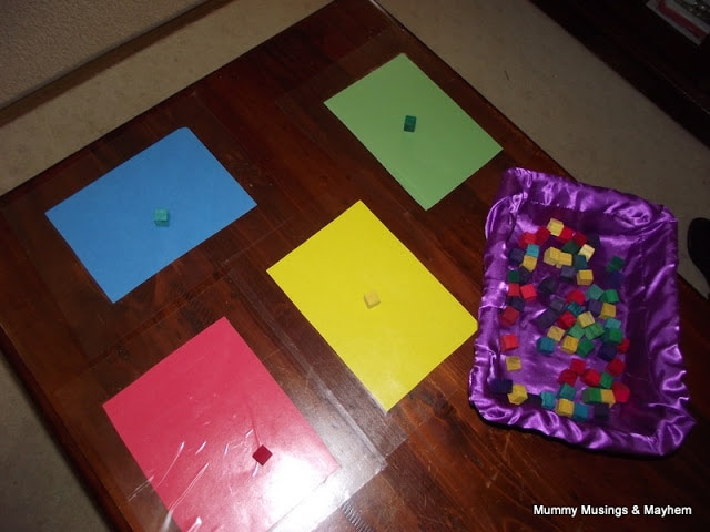 Weekly Kid's Co-Op…Colour Fun & Games!