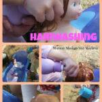 Hairwashing Fun…An Activity for Sensory Sensitive Toddlers