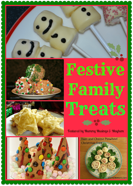 The Weekly Kid's Co-Op – Festive Family Treats