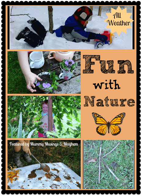 Weekly Kid's Co-Op – Fun with Nature!