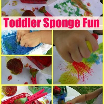 Frugal Fine Motor Fun!