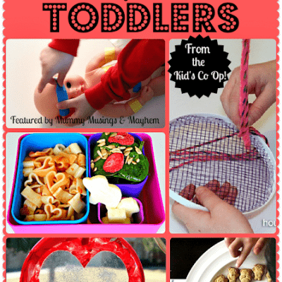 Weekly Kid's Co-Op – Fun for Toddlers!