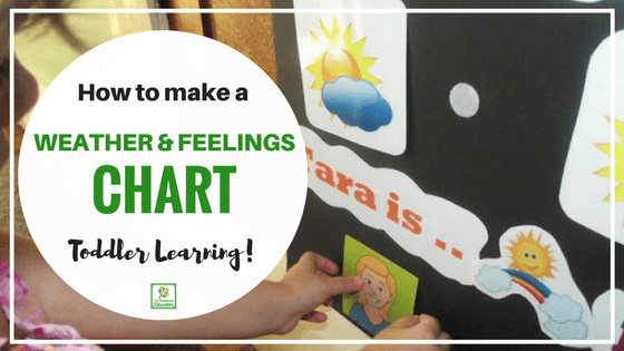 Visual Learning for Toddler Mornings!