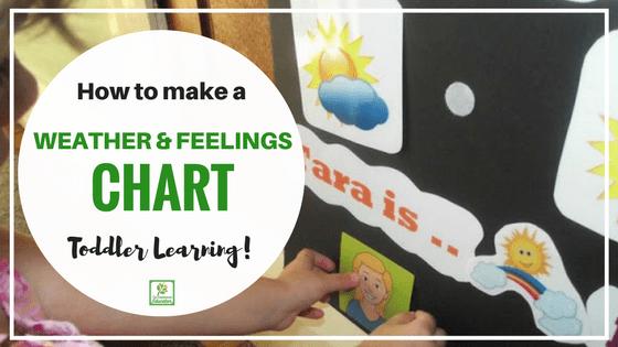 Visual Learning for Toddler Mornings!