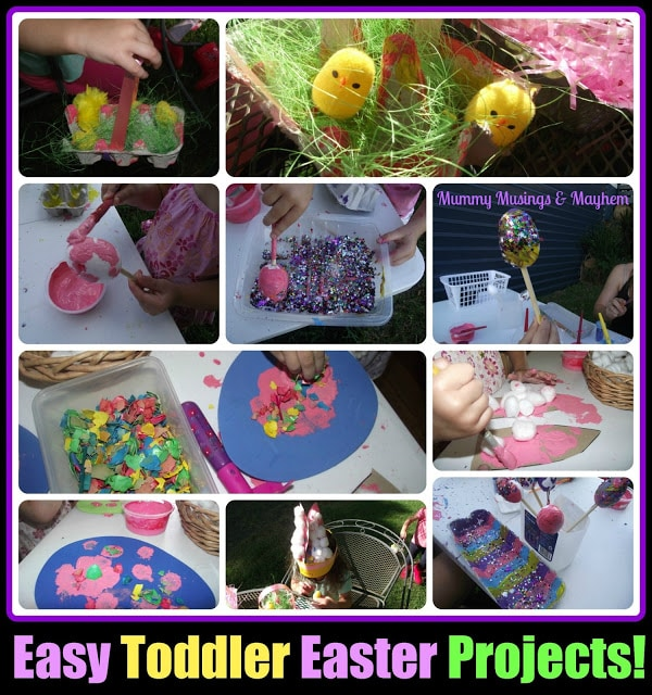 A Week of Easy Easter Family Fun!