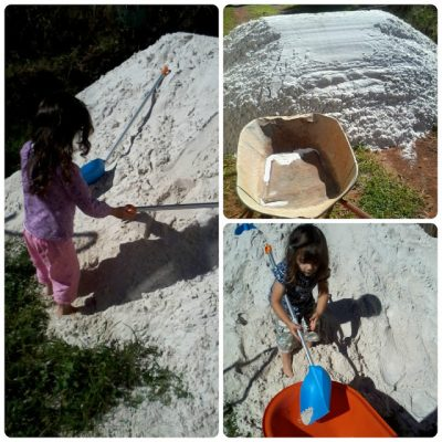 Weekend Wanderings…Conquering the Sand!