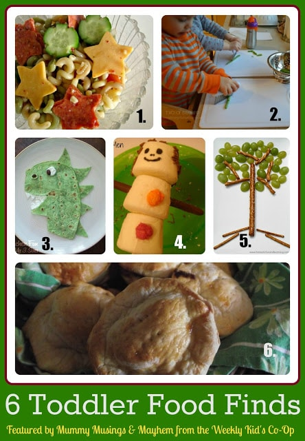 Weekly Kids Co-Op – Toddler Food Finds!