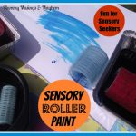 Sensory Seeking fun with Rollers!