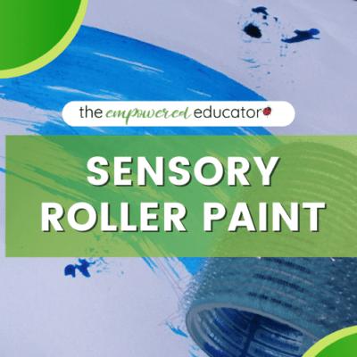Sensory Seeking fun with Rollers!