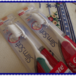 Colgate Smiles, Toothbrush Painting AND a Giveaway!