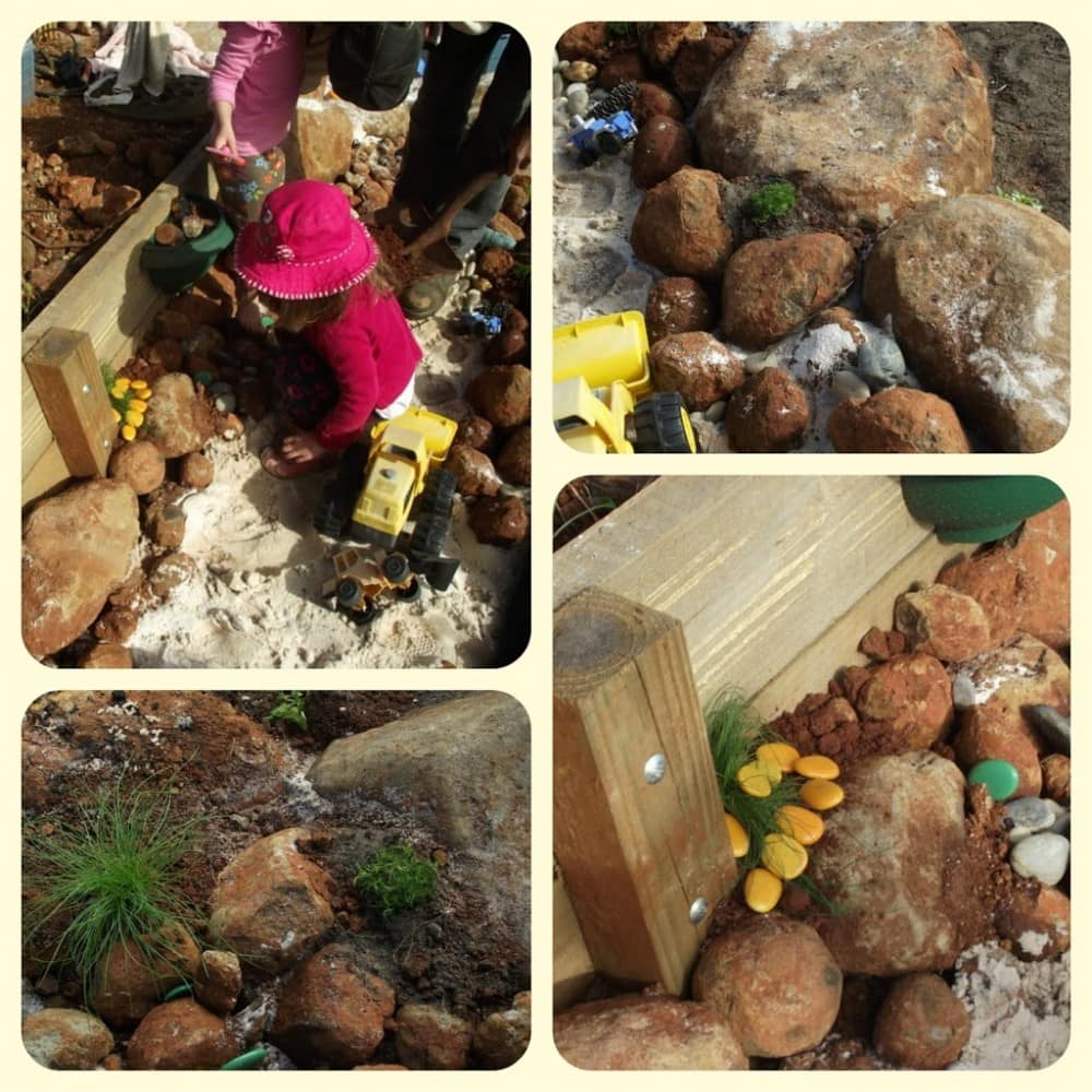 Rock Quarry gardening - Mummy Musings & Mayhem