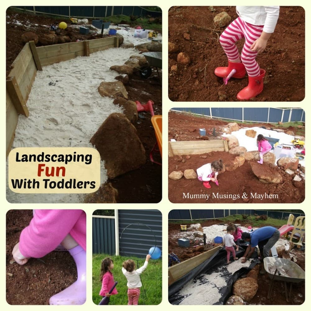 Natural playspaces landscaping idea