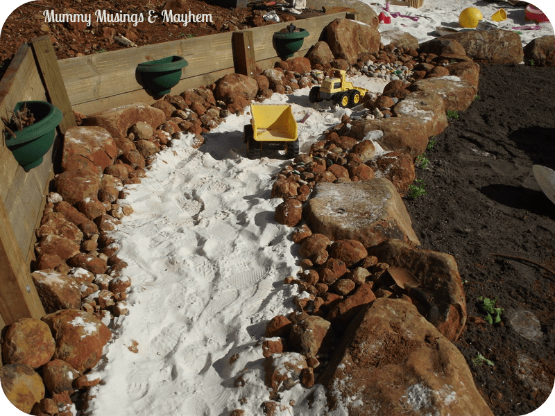 Natural Rock Quarry Playspace -Mummy Musings & Mayhem