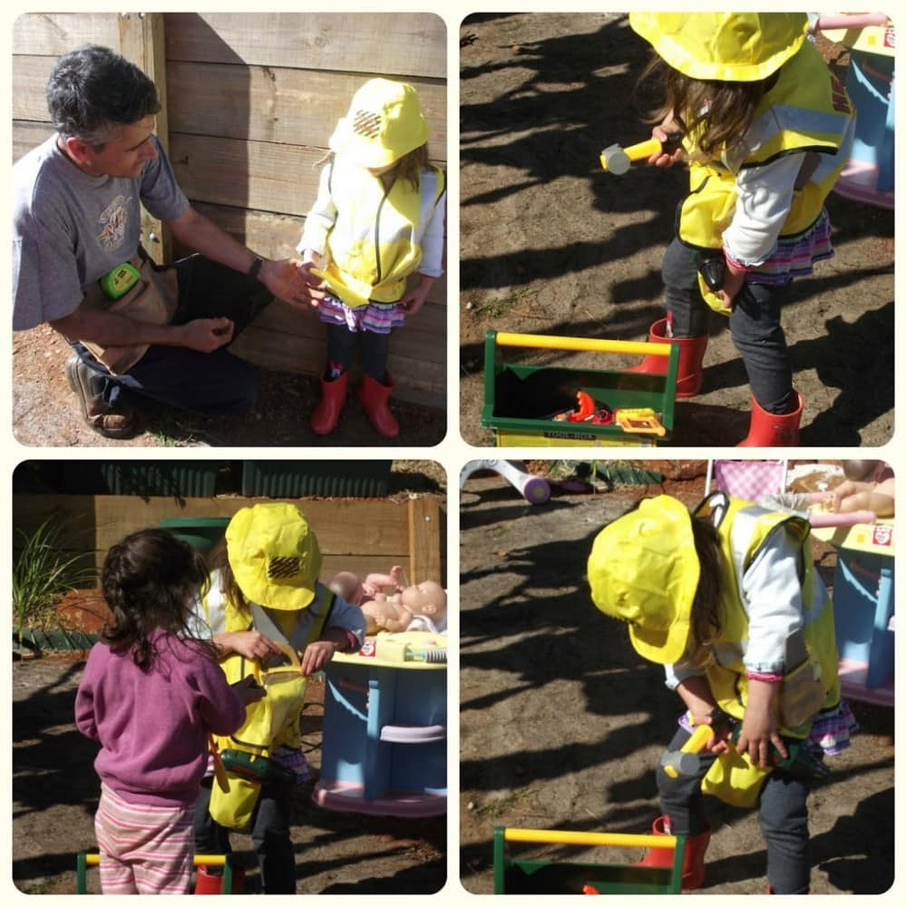 Imaginative Play in natural playspaces - Mummy Musings and Mayhem