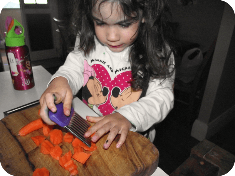 Fussy Toddler Vegetable Risotto Balls via Mummy Musings and Mayhem