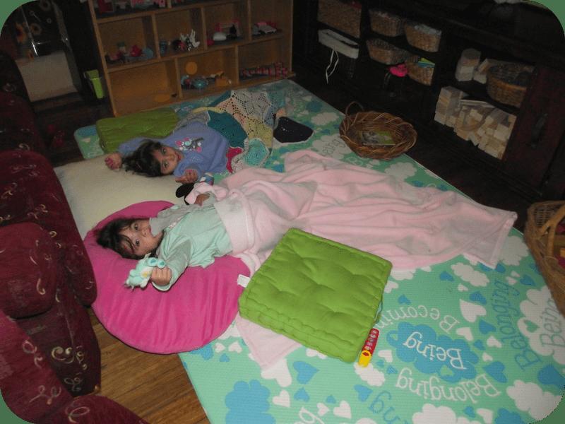 Home Daycare Ecoviva Bumpa Mat