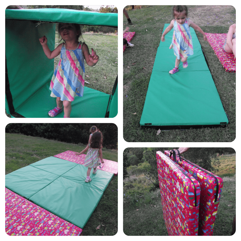 Ecoviva playmats - an affordable option for Home Daycare Educators