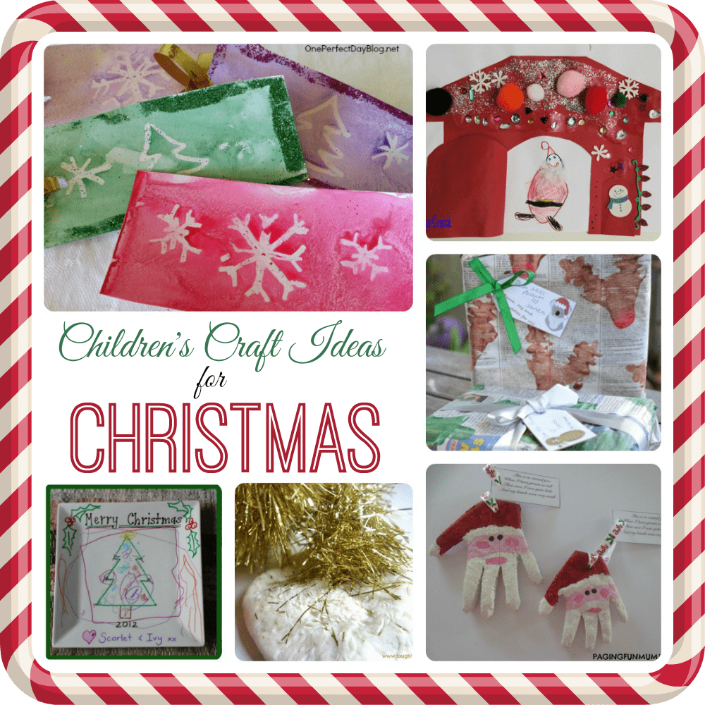 Easy toddler christmas gifts for family the empowered for Easy crafts for christmas presents