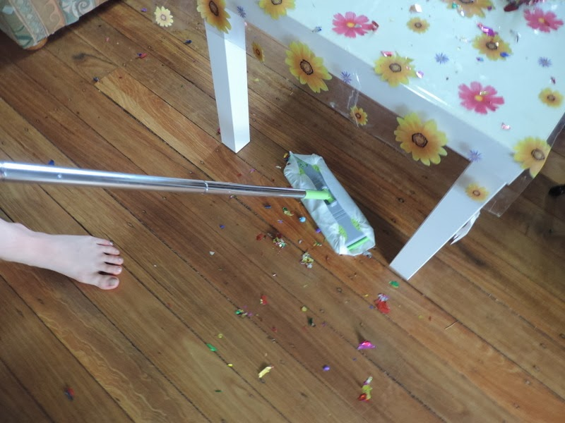 New Dettol Floor Cleaning System - A review by Mummy Musings and Mayhem