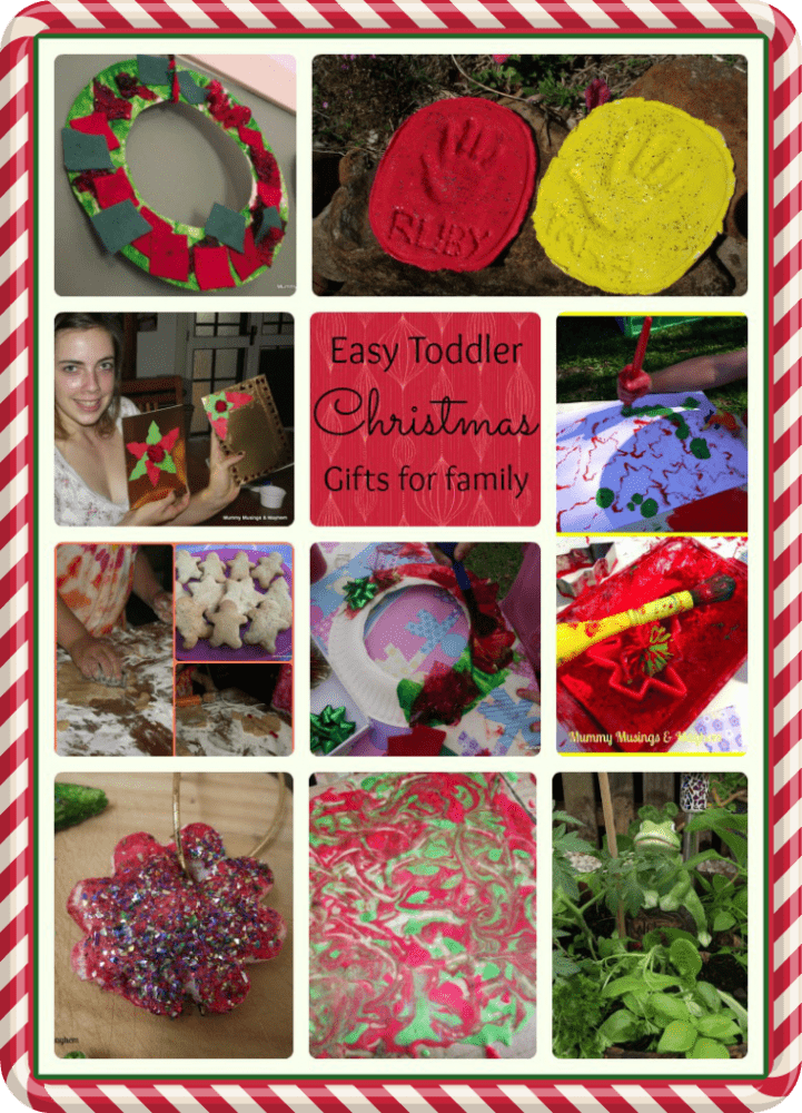 Over 25 Easy Christmas craft and present ideas for family - Mummy Musings and Mayhem