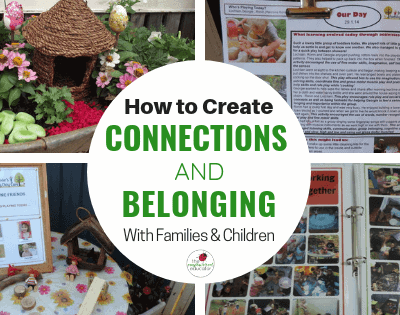 How to Increase Communication & Belonging for Parents….