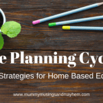Documenting in a Home/Family Day Care Service – Part 1 Developing your Planning Cycle.