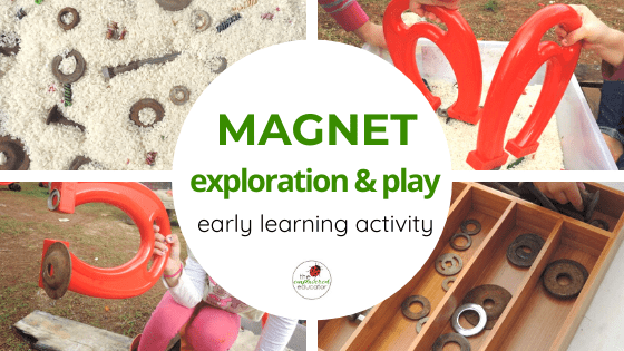 magnet exploration and play feature image