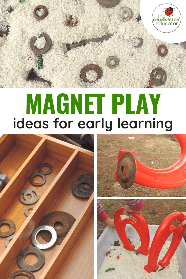 magnet exploration and play pinterest