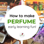 Sustainable Fun  with Kids – Making Lavender Perfume
