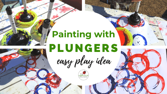 painting with plungers feature image