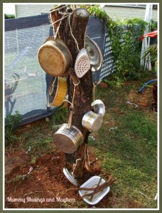 Musical Banging Tree - Mummy Musings and Mayhem
