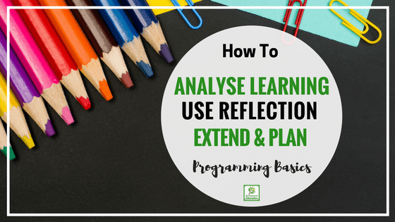 Analysis, Reflection and Evaluation in Early Childhood Programming.