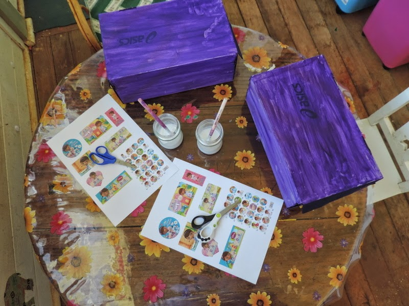 Easy to make, budget friendly Doc's Kit for children - Mummy Musings and Mayhem