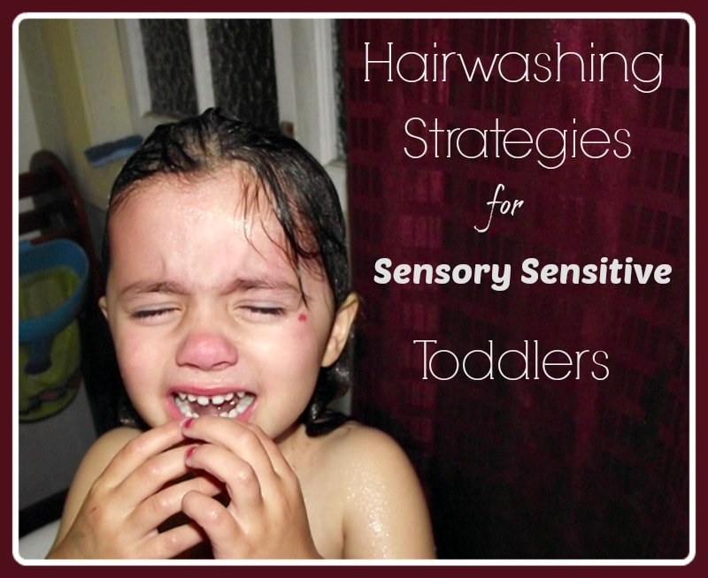 15 Strategies to Conquer Your Next Toddler Hairwash