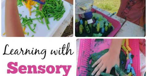 The Importance of Sensory Fun