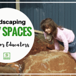 Landscaping Natural Playspaces for Children – Our Progress so far…