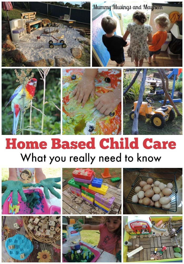 Home based early childhood services - what you really need to know. Mummy Musings and Mayhem