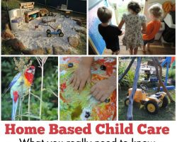 Home Based Early Childhood Services – The real story.
