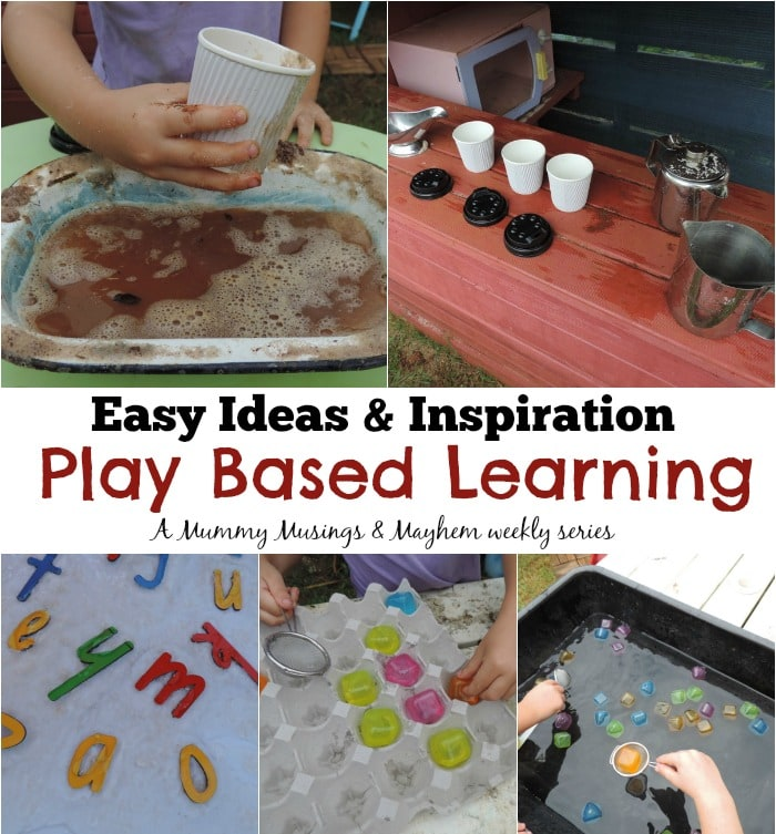 A Weekly Wander through our Play Based Learning – Ideas, Activities and Inspiration