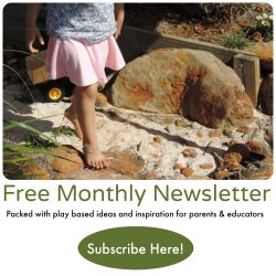 blog button newsletter