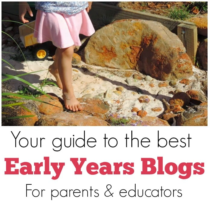 My guide to the best early years and play based learning blogs!