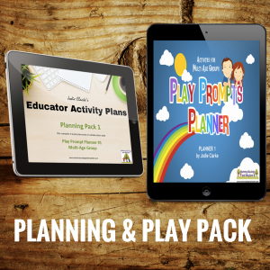PLANNING AND PLAY PACK
