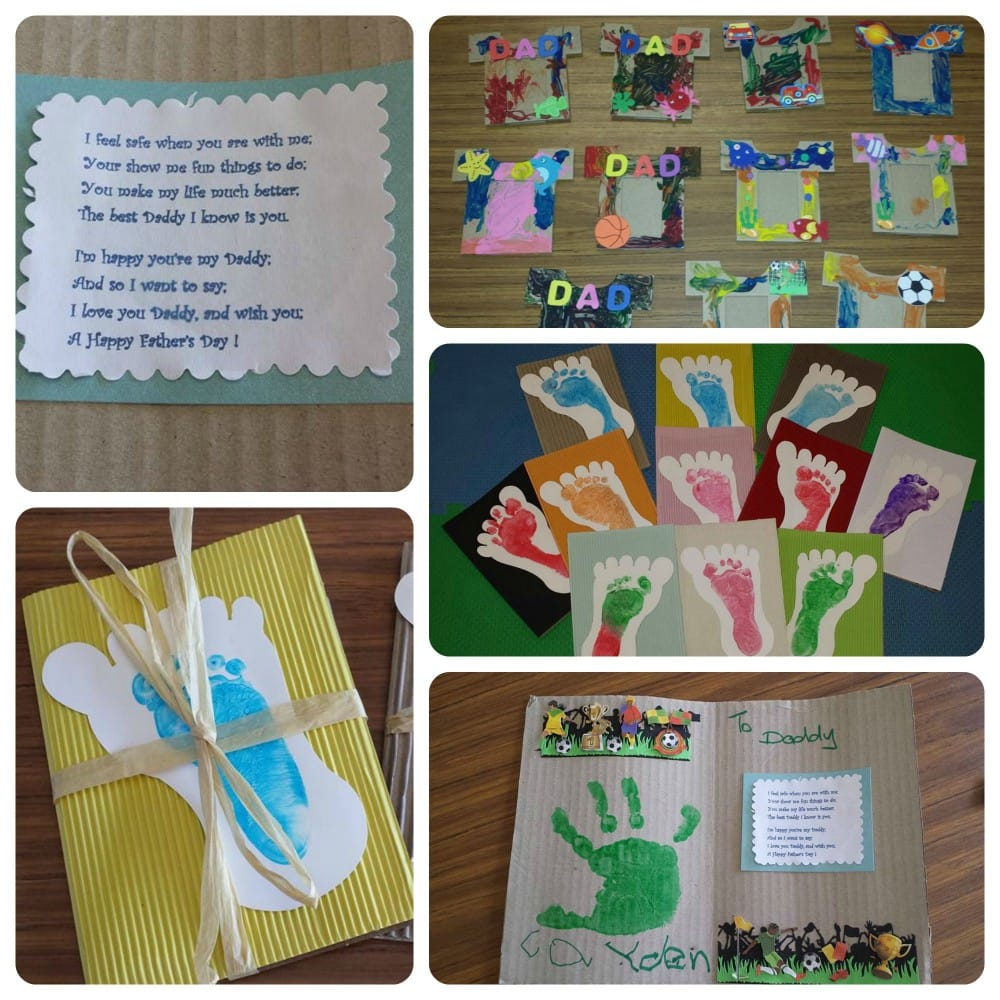 Children S Handmade Gifts For Father S Day The Empowered Educator