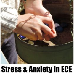 Stress and anxiety in the early childhood profession. Tips and strategies for educators, coordinators, managers and teams.See them at Mummy Musings and Mayhem.