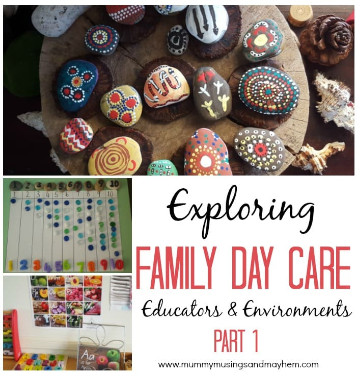 Thinking about becoming a Family Daycare educator and setting up a home based daycare business? You will want to read this series on real life educators - see their environments and get an inside look at what it really takes!