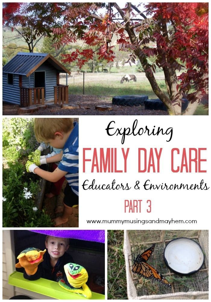 If you want to set up up a home daycare business or are a Parent looking for childcare you need to read this blog series first!